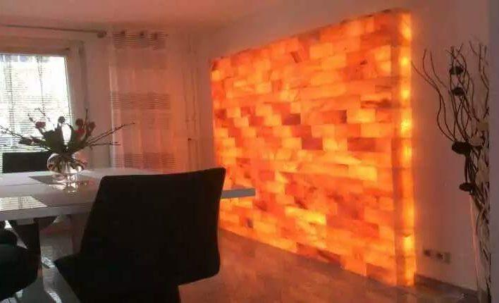 Office Salt Wall