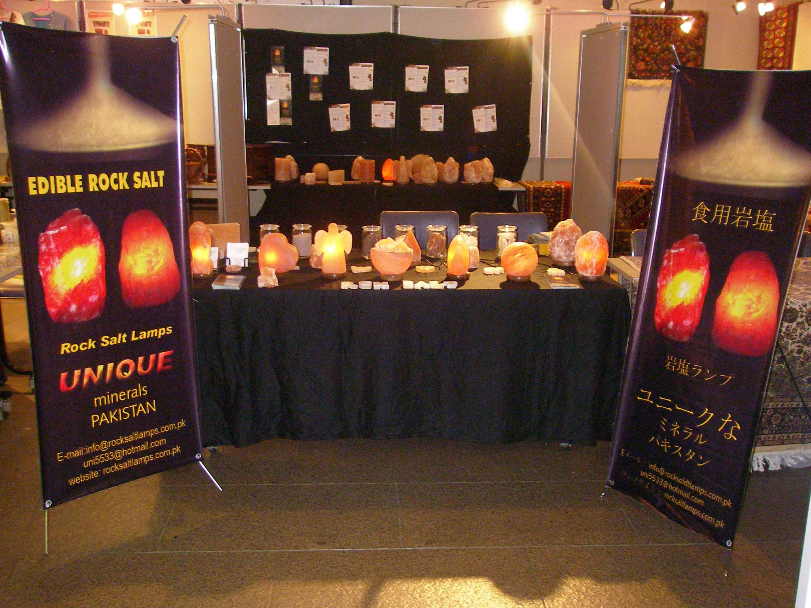 Himalayan Salt Exporters from Pakistan or salt dealers in