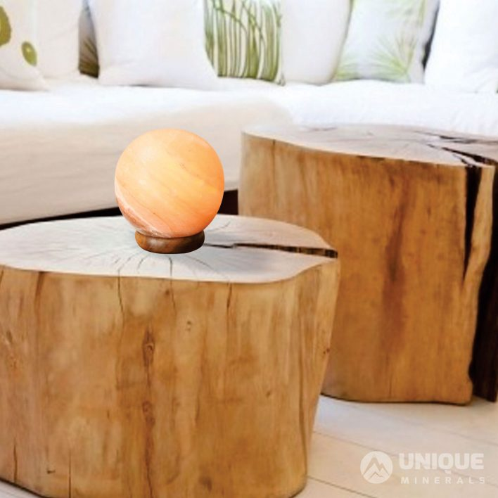 Globe Shape Lamp