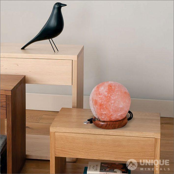 USB Lamp Globe