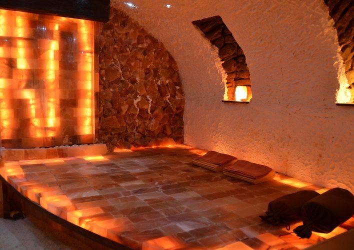 Salt Spa Room