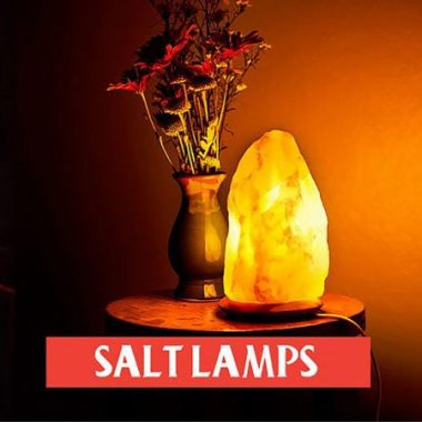 Colorful Himalayan Salt Lamps Pakistan, Himalayan salt lamps