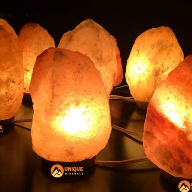 Himalayan salt lamps Manufacturer from Pakistan