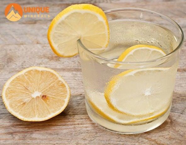Benefits of Himalayan Pink Salt with Lemon Water, Benefits of Lemon water with Pink Himalayan Salt, lemon water with pink Himalayan salt